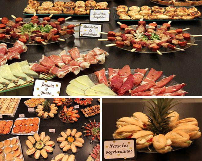 Fiesta sorpresa 50 cumplea os mesa de salado fiestas by - Mesa cumpleanos adulto ...