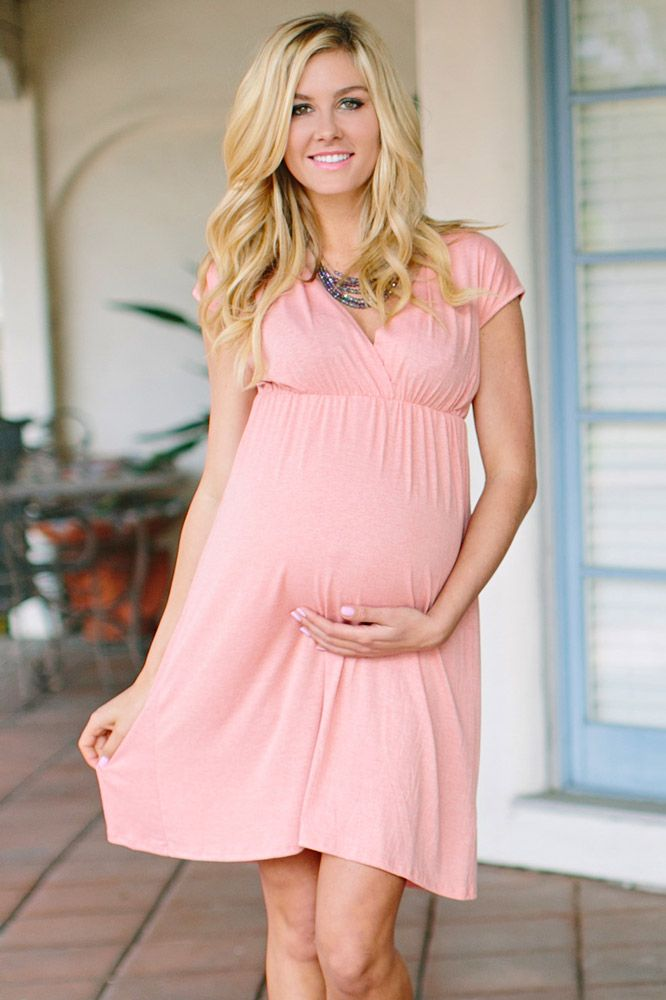 Less-expensive maternity clothes, for future reference