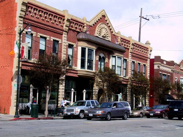 Los Gatos California - Very cool town.  Lot's of fancy cars.