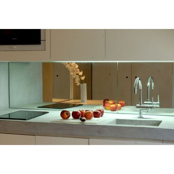 25 best ideas about credence inox on pinterest - Credence en verre ikea ...