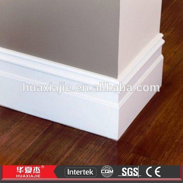 Pvc Base Trim Molding Vinyl Cabinet Skirting Board - Buy Pvc Base Trim,Pvc Base Trim Molding,Vinyl Cabinet Skirting Board Product on Alibaba.com