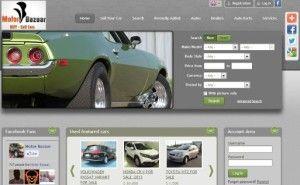 Ideas de negocios online, avisos clasificados de autos