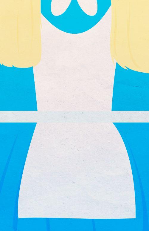 Disney Ladies Simple Phone Backgrounds by PetiteTiaras