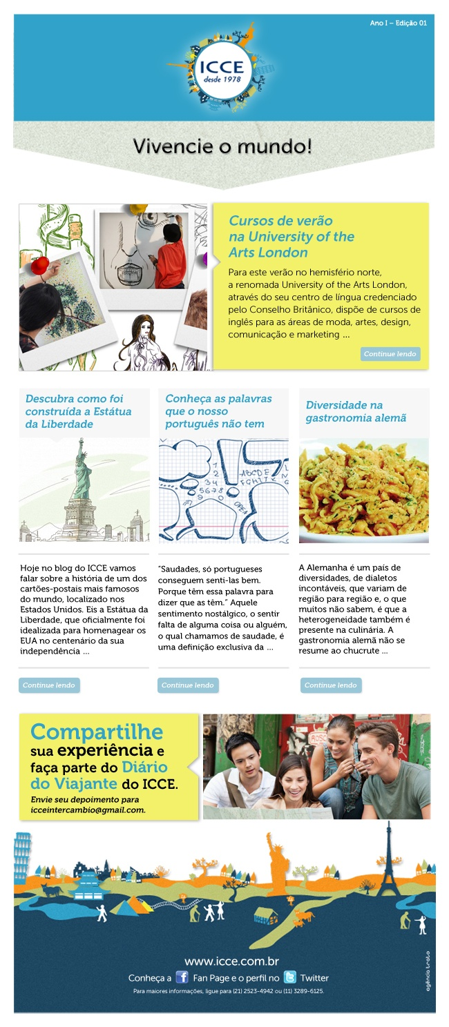 newsletter ICCE