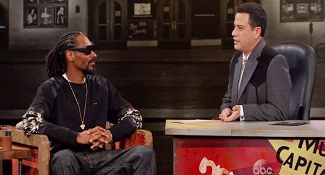 Watch: Snoop Dogg Interview with Jimmy Kimmel Live at SXSW #Getmybuzzup- http://getmybuzzup.com/wp-content/uploads/2014/03/snoop-dogg.jpg- http://getmybuzzup.com/watch-snoop-dogg-interview-jimmy-kimmel-live-sxsw-getmybuzzup/- Snoop Dogg Interview with Jimmy Kimmel Live at SXSW Check out this video clip of rapper Snoop Dogg live with Jimmy Kimmel at SXSW. Enjoy this video stream below after the jump. Follow me: Getmybuzzup on Twitter | Getmybuzzup on Facebook | Getmybuzz