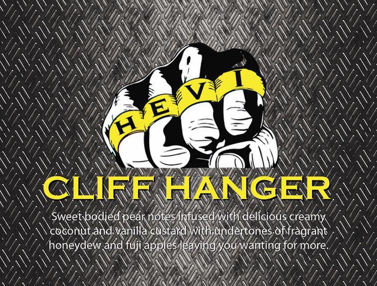 Hevi Vape Cliff hanger www.hevivape.com