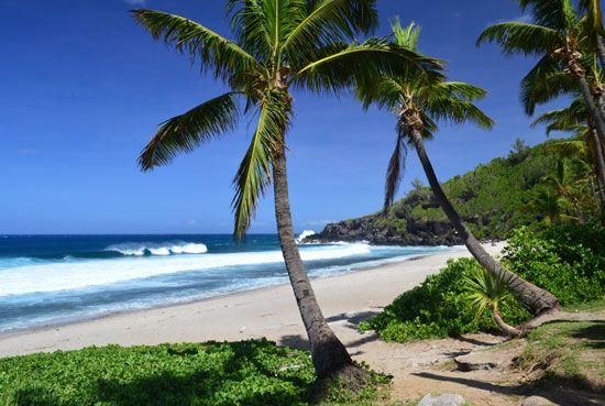 Plage de Grande Anse à Petite Ile, Destination Sud Réunion