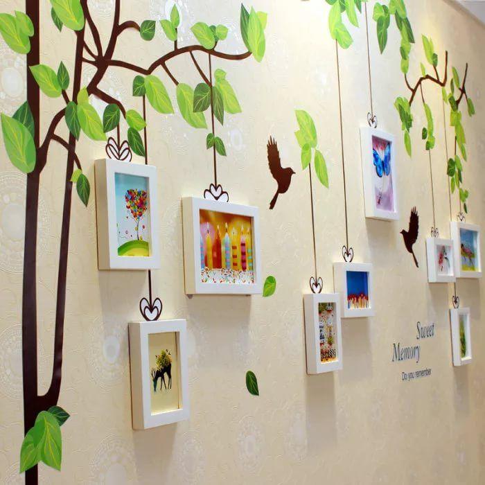 оформление стен в детском саду фото современные идеи: 13 тыс изображений найдено в Яндекс.Картинках