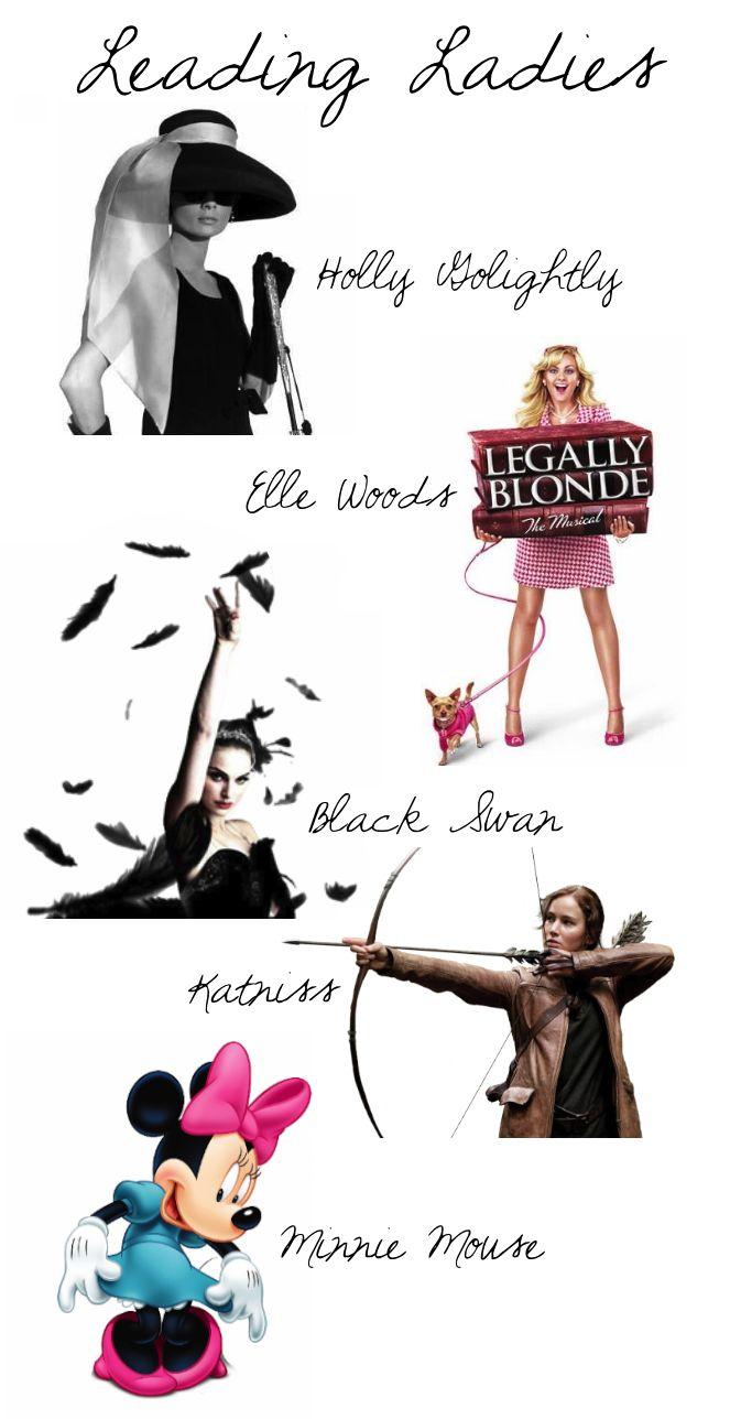 Hollywood Halloween! 10 DIY halloween costumes based on these leading ladies #halloween #costumes