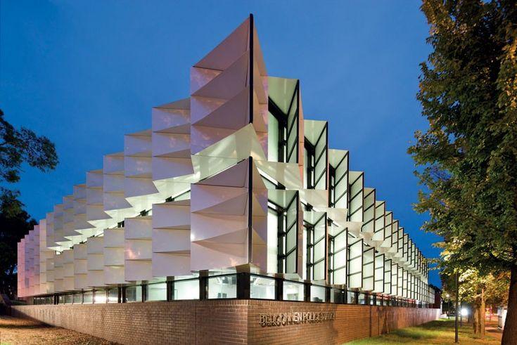 Belconnen Police Station, BVN, Australia  Picture: World Architecture Festival 2012