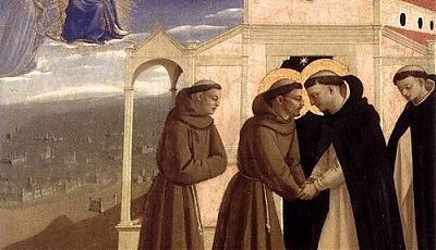 Dominikanie i franciszkanie