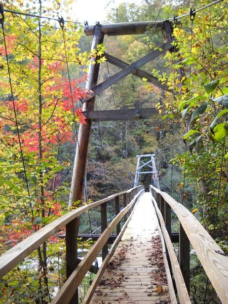 The Foothills Trail sc/nc...ooh this excites me! 77 miles long, could plan a 5-10 day hike
