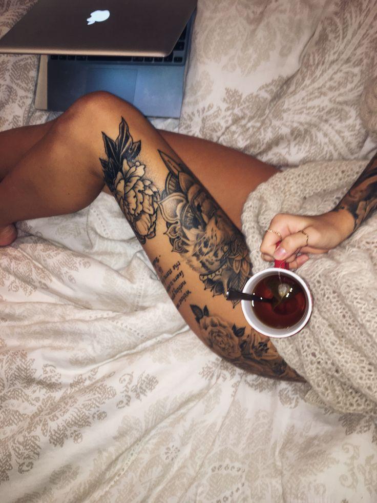 #tattoos #legtattoo #ink #inkspiration
