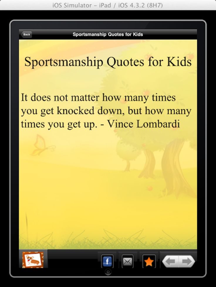SPORTSMANSHIP Quotes Like Success