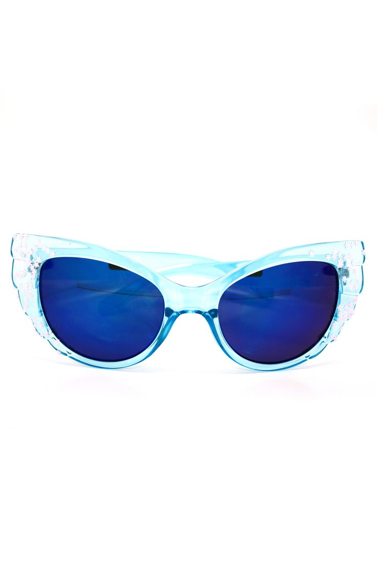 Blue Skies Sunglasses – Tunnel Vision
