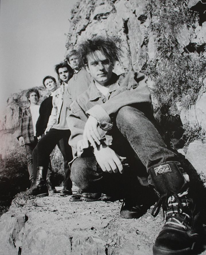 THE CURE 1995