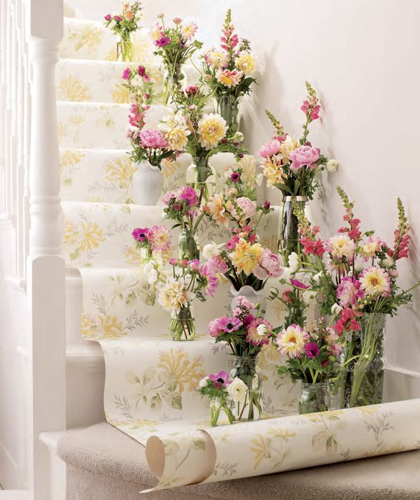 Flowers… - Vintage Stories and Style