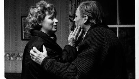 Marja Kok en Joop Admiraal in: Hersenschimmen. 1988.