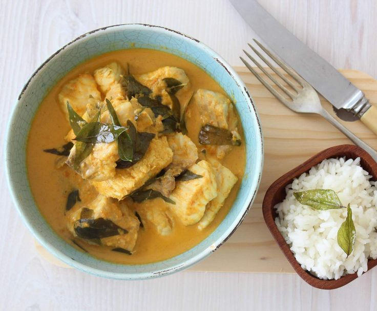 Recipe Goan Curry by Brett McGregor - Recipe of category Main dishes - fish