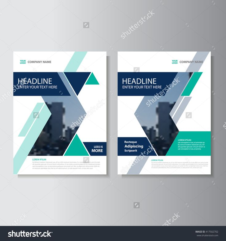 49 best Annual report cover images on Pinterest Annual report - cover template