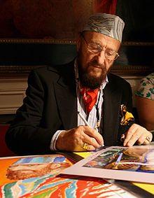 Ernst Fuchs (artist) - Wikipedia, the free encyclopedia