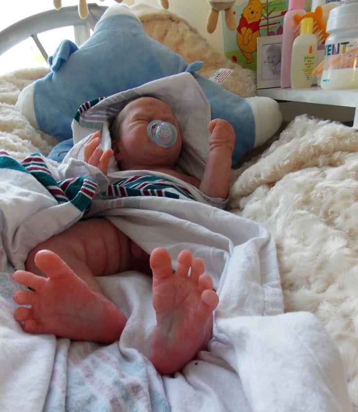 Full Body Solid Silicone Baby Boy ♥ Storm ♥ | eBay · Reborn  SiliconeSilicone Baby DollsLifelike ...