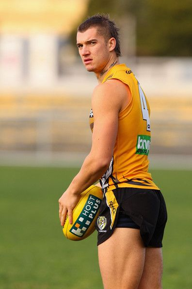 Richmond Tigers Training Session - Dustin Martin