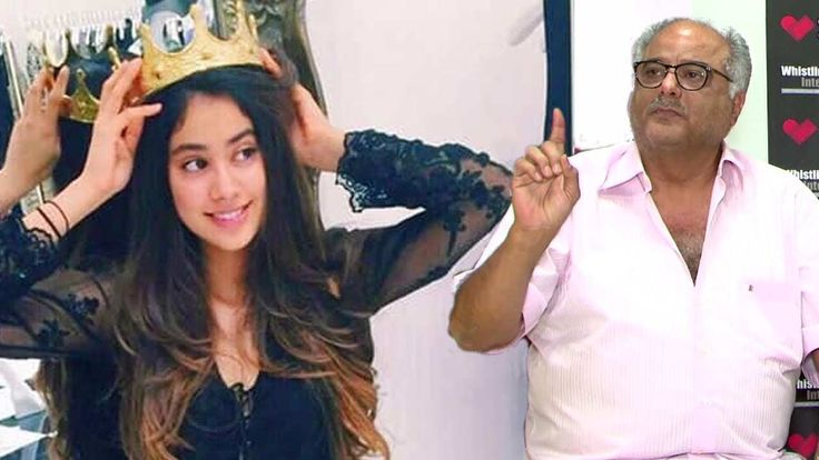 Boney Kapoor Opens Up About Daughter Jhanvi Kapoors Debut - Download This Video   Great Video. Watch Till the End. Don't Forget To Like & Share Filmmaker Boney Kapoor whose daughter Jhanvi Kapoor is gearing up to make her debut as an actress opened up about his role in her career. For More Updates: Subscribe to: https://www.youtube.com/user/movietalkies Like us on: http://ift.tt/1IrrvsY Follow us on: https://twitter.com/MovieTalkies Follow us on: http://ift.tt/2kSWHKW  Download This Video…