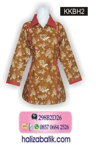 176 best Blus Batik Pekalongan Model Atasan Wanita images on