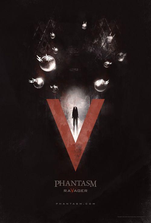Watch Phantasm: Ravager (2016) Full Movie Online Free