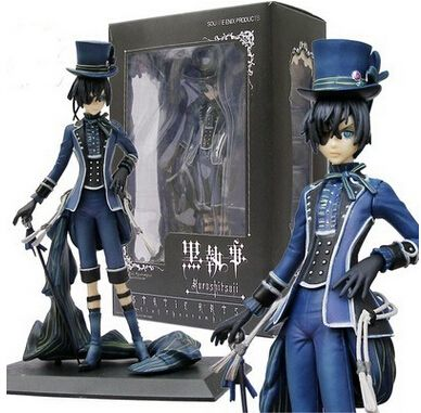Black Butler Kuroshitsuji Ciel Sebastian Figures //Price: $27.09 & FREE Shipping //    #manga #otaku #kawaii #art	 #cute #animegirl #drawing #naruto #cosplay #fairytail #attackontitan #animeboy #tokyoghoul #yaoi #onepiece #animelover #pokemon #bleach #aot #fanart #deathnote #narutoshippuden #blackbutler	#animeart #swordartonline #animeworld #dragonballz #myheroacademia