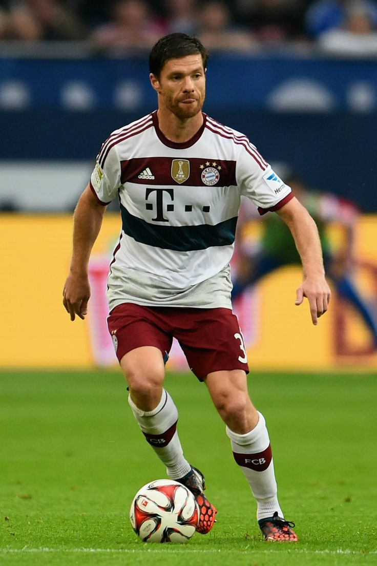 My new Spanish boyfriend, Xabi Alonso. S04 vs FCB 30.08.14