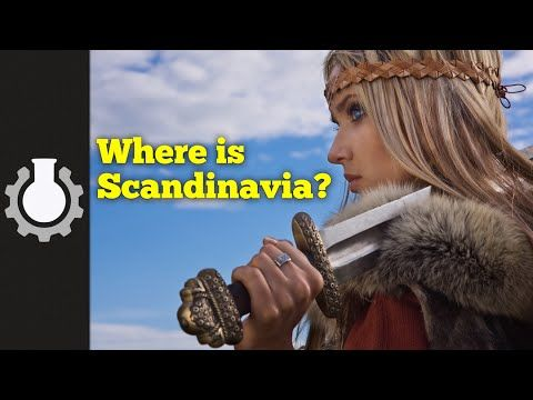 Where is Scandinavia? - YouTube