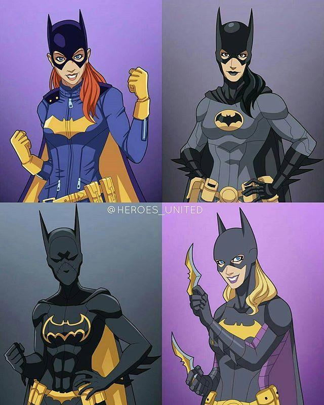 Barbara Gordon, Helena Bertinelli, Cassandra Cain or Stephanie Brown? @Regrann from @heroes_united - Who's your favorite Batgirl? Art by Phil Cho #batman #superman #joker #theflash #DCComics #suicidesquad #dawnofjustice #batmanvsuperman #JusticeLeague #epic #cool #harleyquinn #girlpower #instadaily #art #artwork #instagood #followme #batgirl #arrow #gotham #dope #DC #dcthebatman - #regrann
