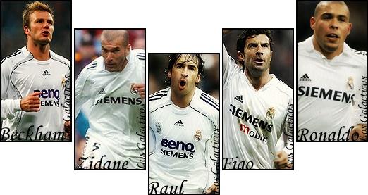 Los galacticos Real Madrid