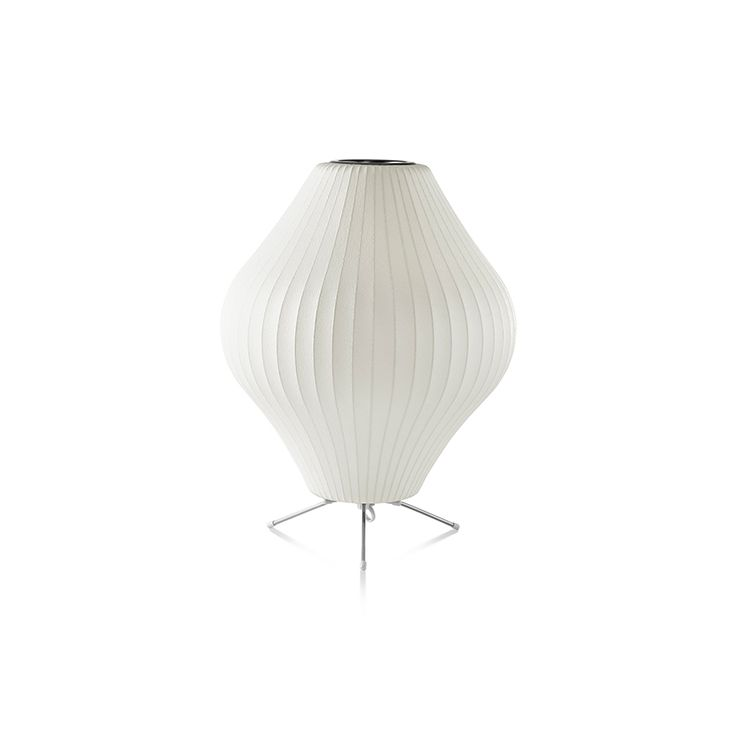 Nelson Tripod Pear Table by Herman Miller. Get it at LightForm.ca