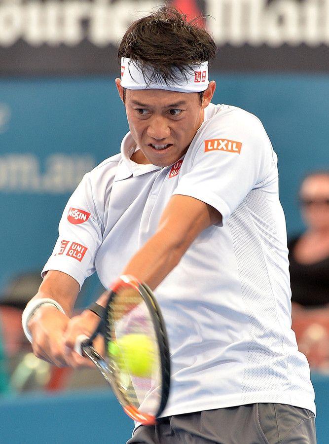 【速報】錦織 苦しむも逆転勝ちで白星発進、5年連続8強<男子テニス>