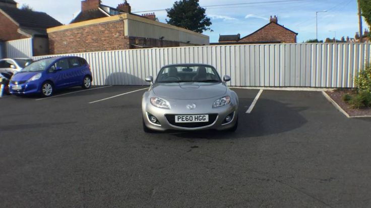 Used Mazda MX-5   Midlands & North England   Swansway Group