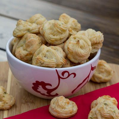 Recipe: Jalapeno and Pepper Jack Cheese Puffs — Fort Mill SC Living