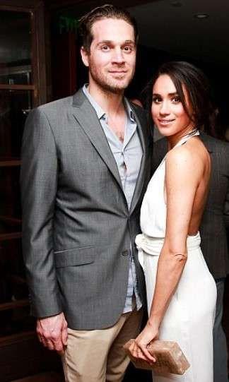 Meghan Markle's ex-boyfriend Cory Vitiello Picture