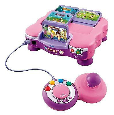 VTech VTech - V.Smile Tv Learning System - Pink NEW in BOX