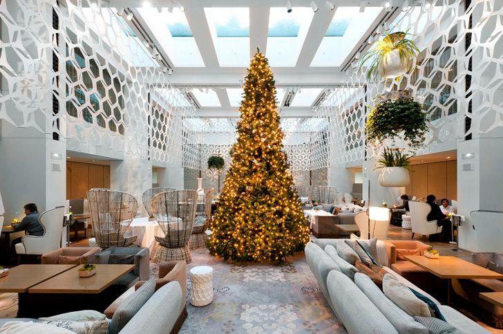 Праздничные отели | Пуфик - блог о дизайне интерьера