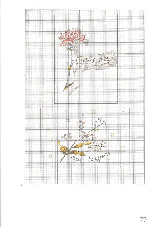 Gallery.ru / Фото #8 - Helene le Berre - Le langage des fleurs - velvetstreak