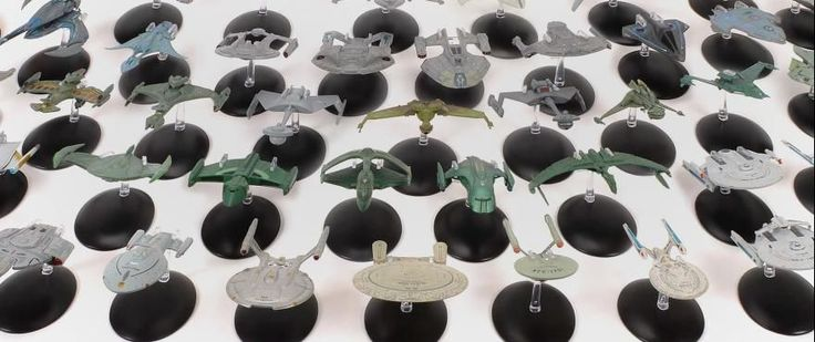 100th Official Starships Collection Ship Is... U.S.S. Horizon   The Official Star Trek Starships Collection from Eaglemoss crosses the 100th ship threshold with the release of the Daedalus-Class U.S.S. Horizon. The product which was first made available to fans attending Star Trek Las Vegas earlier this month was chosen as the collections Centennial Edition due to its connection to the earliest concept illustrations of Star Trek designer Matt Jefferies concepts that evolved into the original…