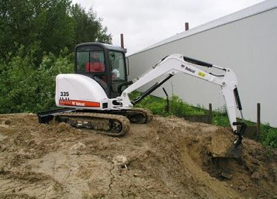 Click On The Above Picture To Download Bobcat Workshop Service Repair Manual: Bobcat 335 Mini Excavator Service Repair Manual In...