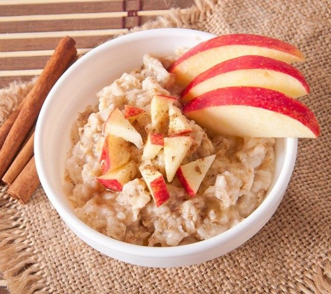 15 Pre-Workout Snacks You Can Make in 5 Minutes via Brit + Co. Oatmeal