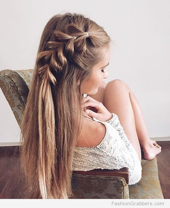 Beautiful blonde hair braid tutorial! You will LOVE it! Check now <3