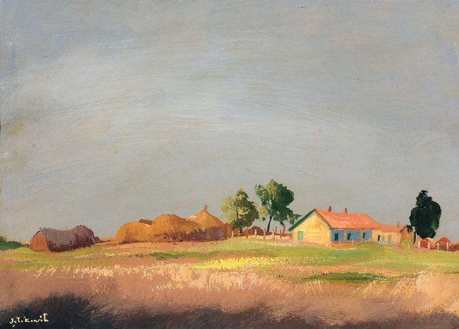 ISTÓKOVITS KÁLMÁN (1898-1990)