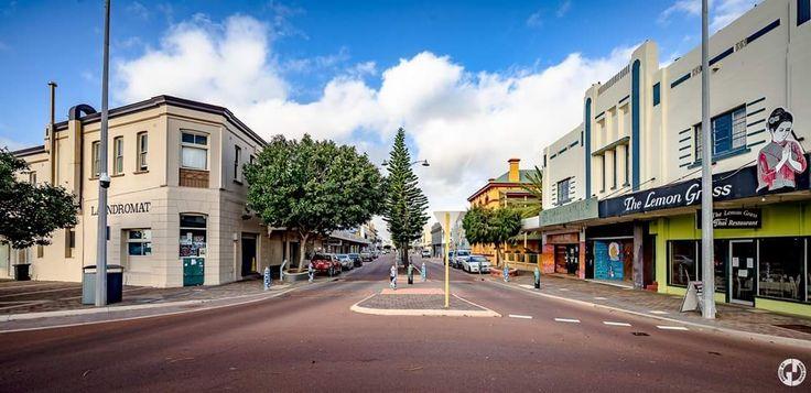 Geraldton West End