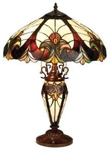 Stained Glass Lamp Shade | eBay